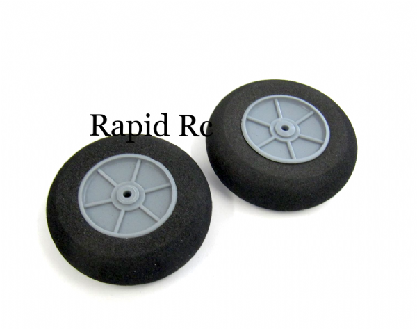 Foam Wheels  55mm